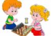 Семейный шашечный турнир на Кубок Главы администрации района