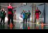 Мастер-класс для спортсменов баскетбольной секции