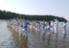Фотографии из летнего спортивного лагеря ШСК
