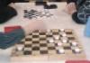 Семейный  шашечный турнир